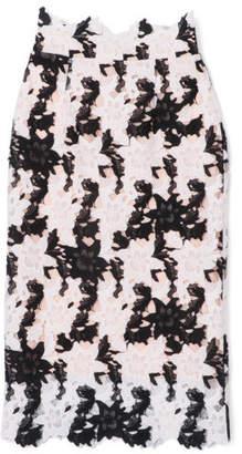 Snidel (スナイデル) - snidel レーザープリントタイトスカート