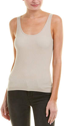 Vince Ribbed Wool-Blend Tank