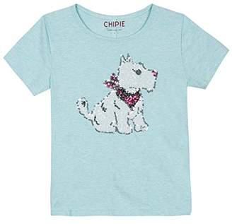 Chipie Girl's Fiesta T-Shirt,(Manufacturer Size: 4A)