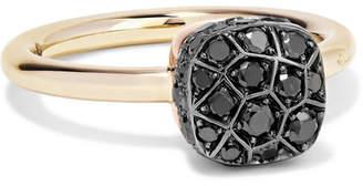 Pomellato Nudo 18-karat White Gold Diamond Ring
