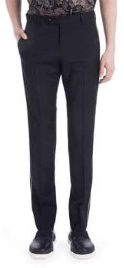 Valentino Piped Cotton Pants