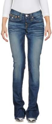 True Religion Denim pants - Item 42671757AH