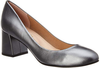 French Sole Tour Leather Pump