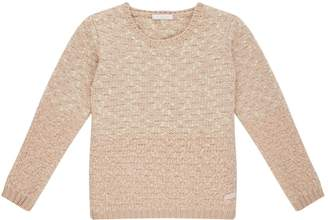 Chloé Lurex Knitted Sweater