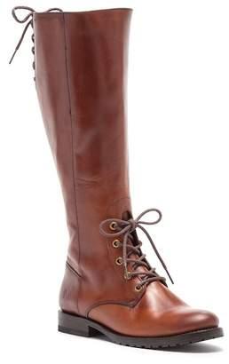 Frye Natalie Combat Knee High Boot