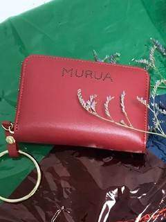 wholesale dealer c2e79 dc405 MURUA(ムルーア) レッド 財布&小物 - ShopStyle(ショップ ...