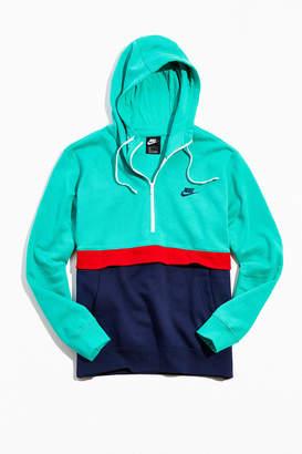 Nike Sportswear Club Half-Zip Hoodie Sweatshirt
