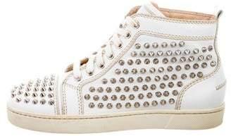 Christian Louboutin Louis Spike Sneakers