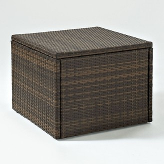 Palm Harbor Outdoor Wicker Coffee Table