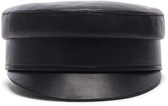 Miss Sixty Palmer Girls X Leather Cap