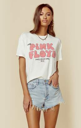 Original Retro Brand The PINK FLOYD PARIS CROP TEE