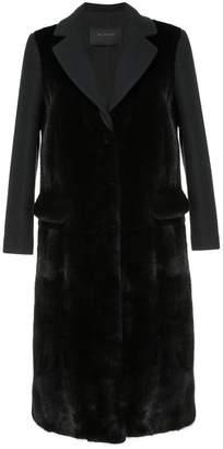 Blancha long winter coat