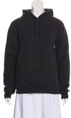 Chrome Hearts Hooded Embellished Sweatshirt