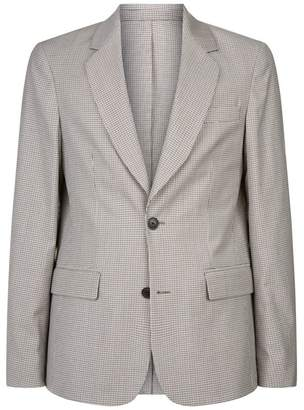 Sandro Micro Houndstooth Jacket