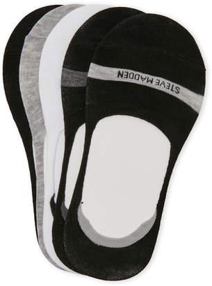 Steve Madden 5-Pack Foot Liner Socks