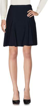 Blumarine Knee length skirts - Item 35375616CT
