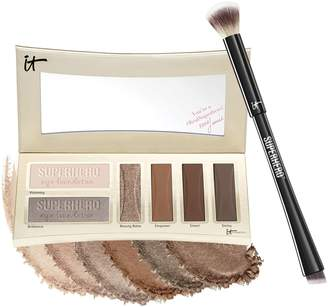 It Cosmetics Superhero by Day Essentials Palette w/Brush Auto-Delivery