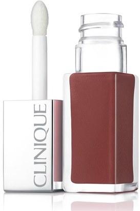 Clinique 'Pop Lacquer' Lip Color & Primer - Cocoa Pop $18.50 thestylecure.com
