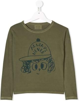 Bobo Choses logo print T-shirt