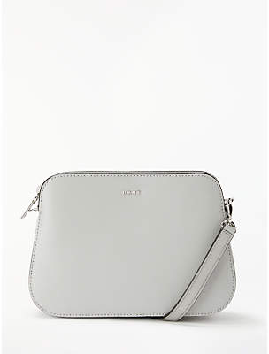 DKNY Bryant Leather Central Zip Cross Body Bag
