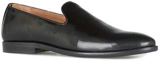 Topman HOUSE OF HOUNDS Black Patent Leather Loafers