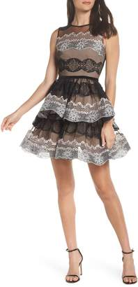 Bronx AND BANCO Caprese Tiered Party Dress