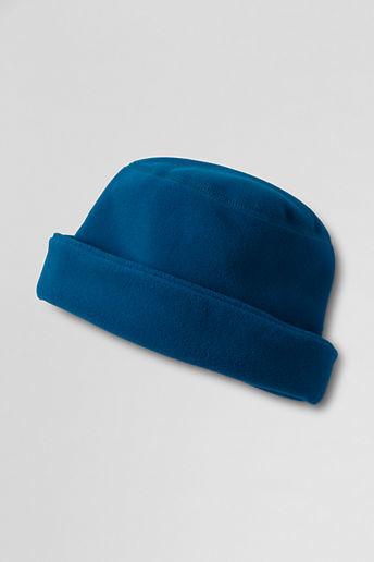 Lands' End Women's Polartec Aircore 200 Rollbrim Hat