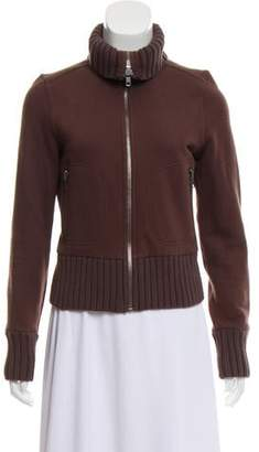 Marc Jacobs Rib Trim Jacket