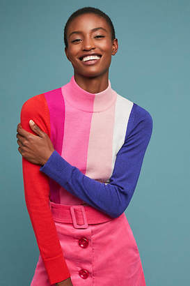 Paper London Dolly Striped Pullover