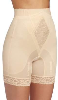 a6c1a136bf Rago Women s Plus-Size Hi Waist Long Leg Shaper
