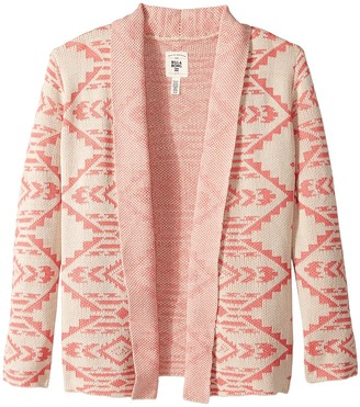 Billabong Kids - Tripped Up Sweater Girl's Sweater $54.95 thestylecure.com