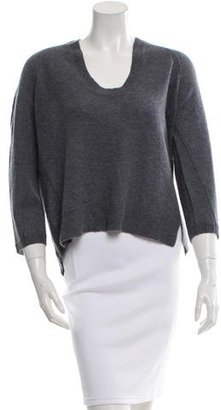 Inhabit Cashmere High-Low Sweater w/ Tags $125 thestylecure.com
