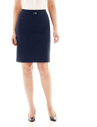 Liz Claiborne Essential Skirt - Tall