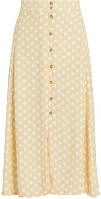 Faithfull The Brand Marin Midi Skirt