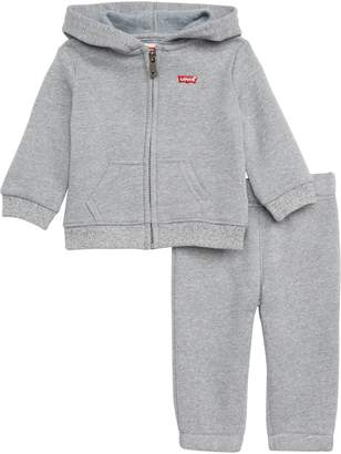 Levi's Marled Two Piece Hoodie Set