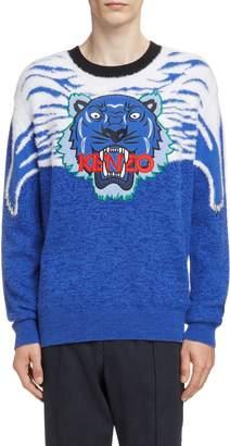 Kenzo Tiger Applique Sweater