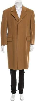 Aquascutum London Wool Car Coat