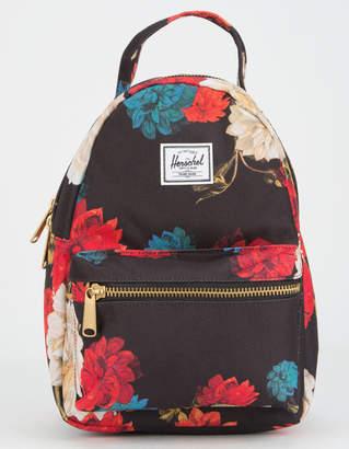 Herschel Nova Vintage Floral Mini Backpack