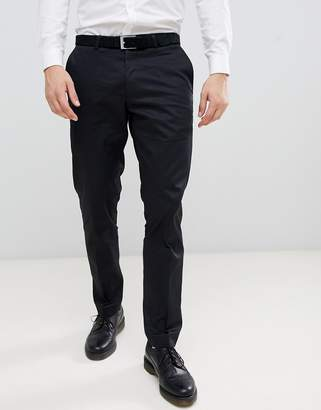 Twisted Tailor skinny PANTS in black
