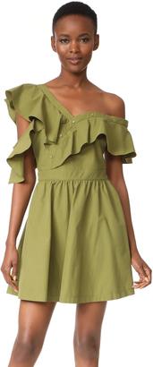 J.O.A. Off Shoulder Dress $95 thestylecure.com