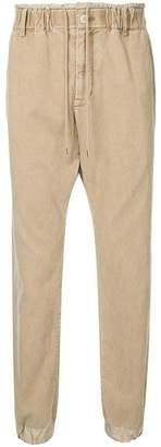 Sacai straight-leg corduroy trousers