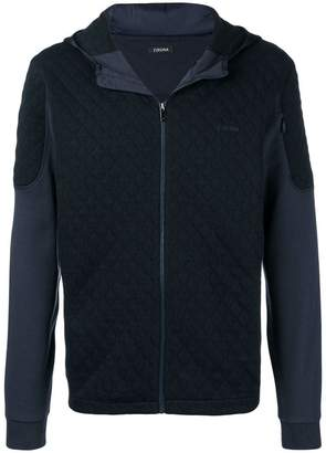 Ermenegildo Zegna zip-up sweatshirt