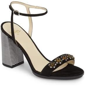 Butter Shoes Shoes Helena Block Heel Sandal