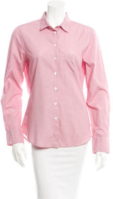 Boy. by Band of Outsiders Long Sleeve Button-Up Top $55 thestylecure.com