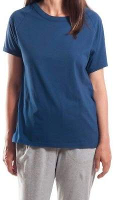 NEW Raglan Sleeve Scoop Back Tee in Vintage Navy Women's by Miles From