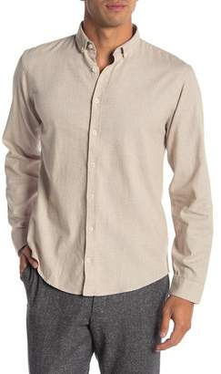 Lindbergh Moulin Regular Fit Stretch Shirt