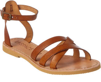 Cocobelle L*Space By Nuria Leather Sandal