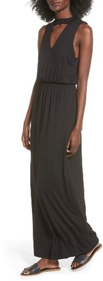 Women's Lush Cutout Maxi Dress $49 thestylecure.com