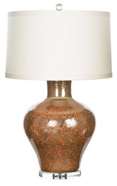 "Bradburn Home Moroccan Swirl 32"" Table Lamp Bradburn Home"