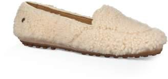 UGG Hailey Fluff Genuine Shearling Slipper